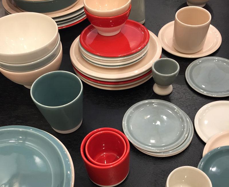 glazuur aardewerk jars ceramistes cantine