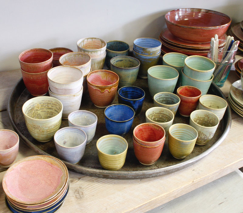glazuur aardewerk lilo keramiek