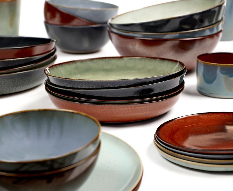 glazuur aardewerk serax anita le grelle