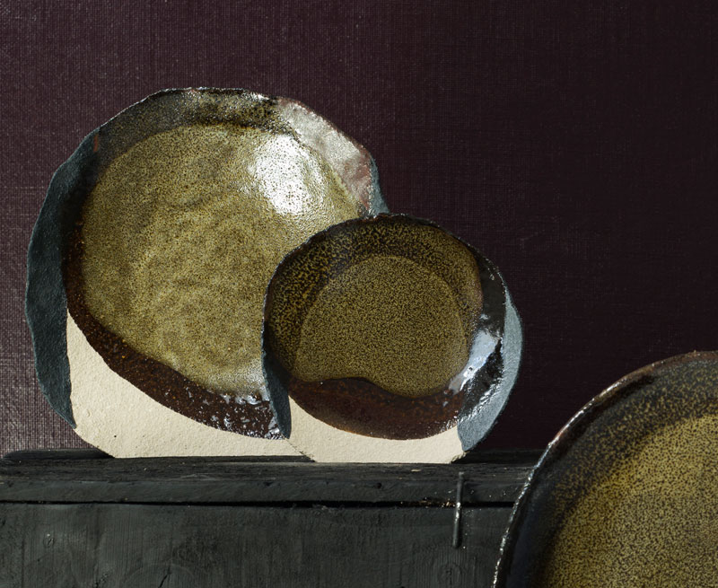 glazuur aardewerk jars ceramistes wabi